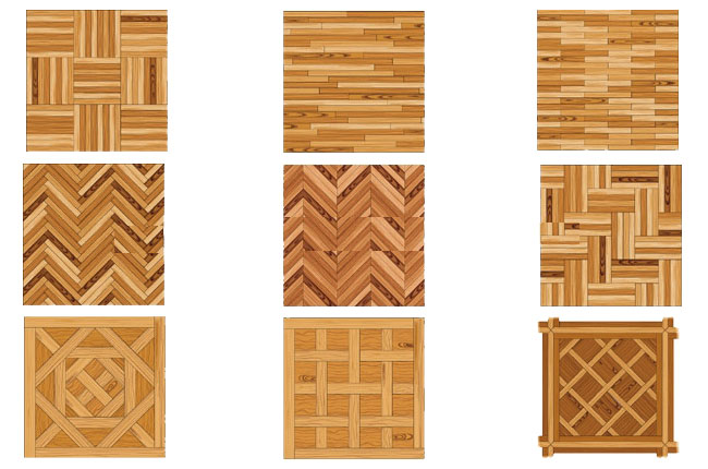parquet wood types folat. Black Bedroom Furniture Sets. Home Design Ideas